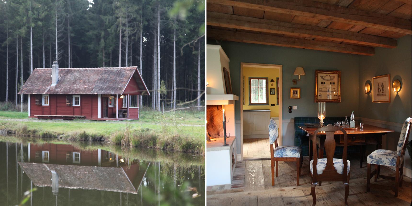 landhaus style pic. Black Bedroom Furniture Sets. Home Design Ideas